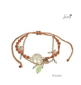 Sweet 7 Armband Levensboom