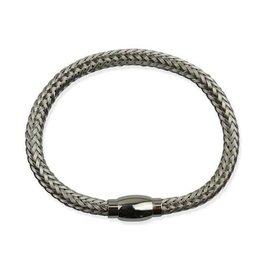 Armband Braided Edelstaal Steel