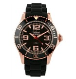 Colori Horloge Amazing Rose -Metal Black 5-COL078