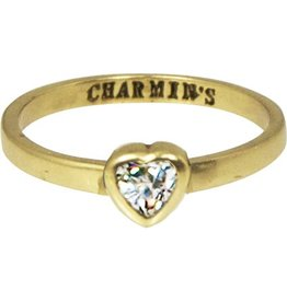 KIDZ CHARMIN*S Love CRYSTAL LOVE GOLD KR55
