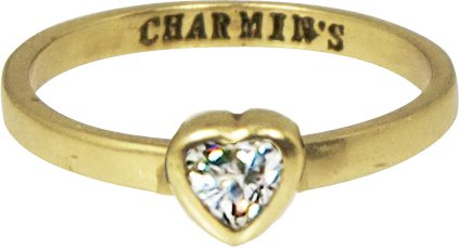KIDZ CHARMIN*S Love CRYSTAL LOVE GOLD KR55