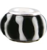 KIDZ CHARMIN*S Beat GMB001 Black 'N White Stripes