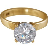 Charmin's XL PRINCESS DIAMOND GOLD XL63