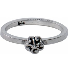 Charmin's FLOWER POWER 925 Sterling Zilver R056