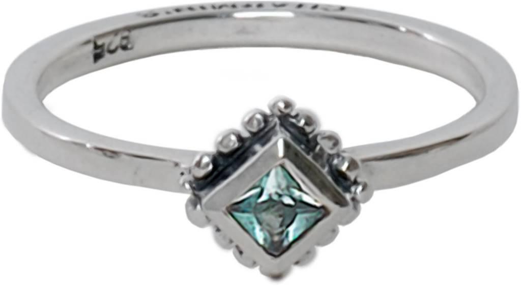 Charmin's ACE DIAMOND AQUAMARINE R008