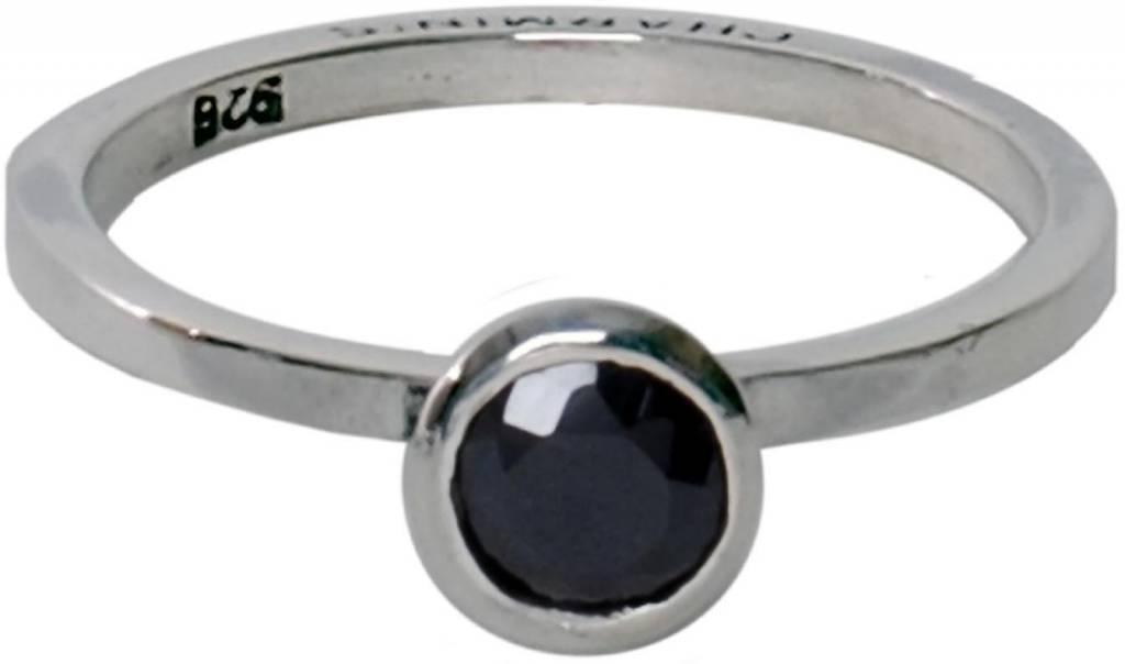 Charmin's ROUND DIAMOND BLACK R132
