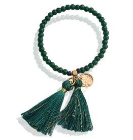 Sazou Jewels Armband Claire Green