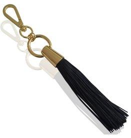 Tas,- Sleutelhanger Tassel Dark Blue