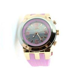 KEK Horloge Roze