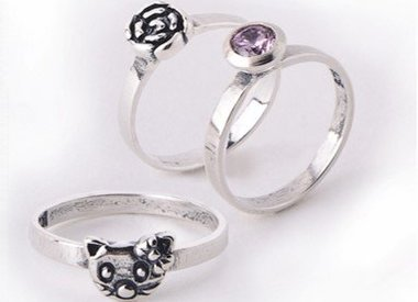 CHARMIN*S Rings Design by KIDZ