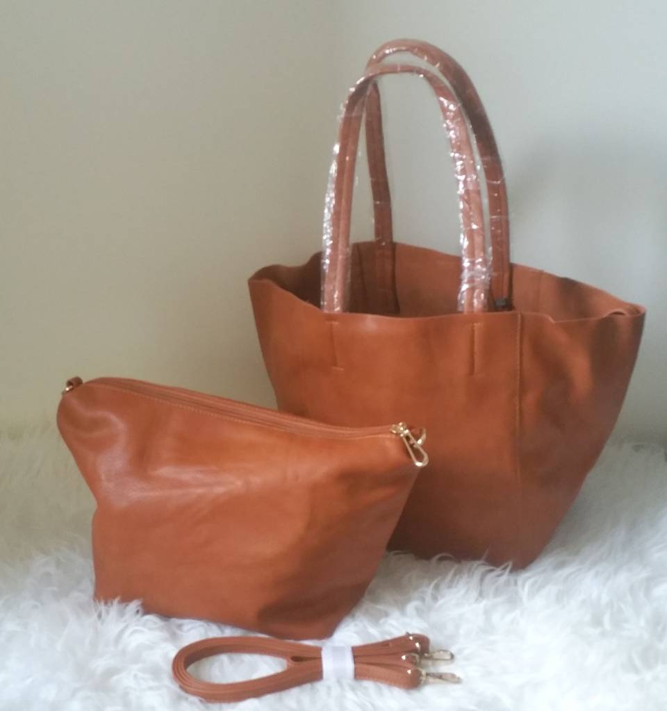 Giuliano Bag in Bag - Cognac