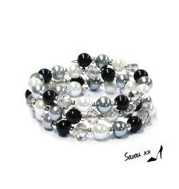 Sazou Jewels Wire Armband