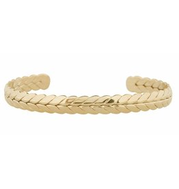 "B & L Armband ""Verona"" - Gold - Stainless Steel 316L"