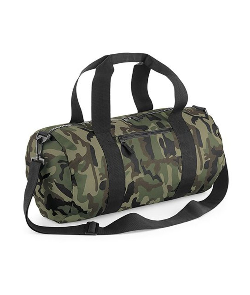 Bag Base | BG173 | 066.29 | BG173 | Camo Barrel Bag
