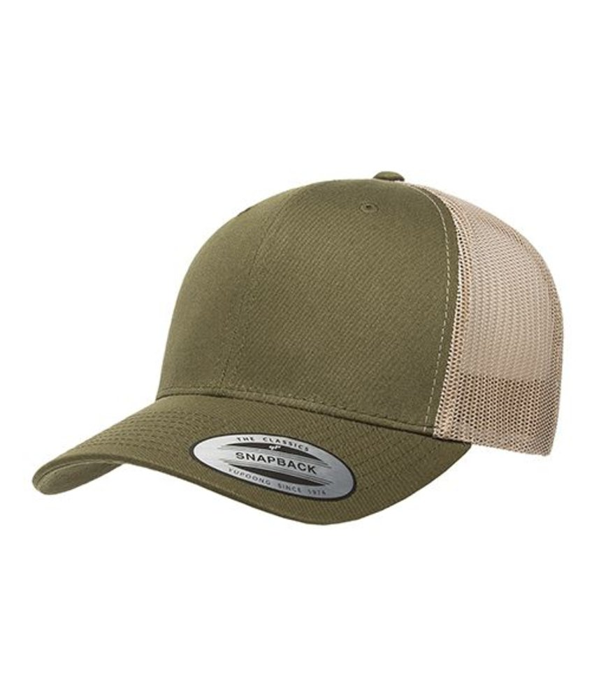 The Classics Yupoong Retro Trucker 2-Tone