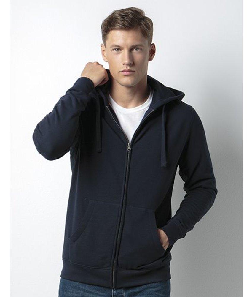 Kustom Kit Kustom Kit Regular Fit Zipped Hoodie Superwash® 60