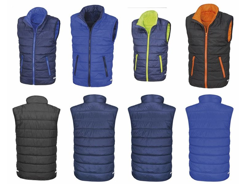 Result Core Junior/Youth Padded Bodywarmer