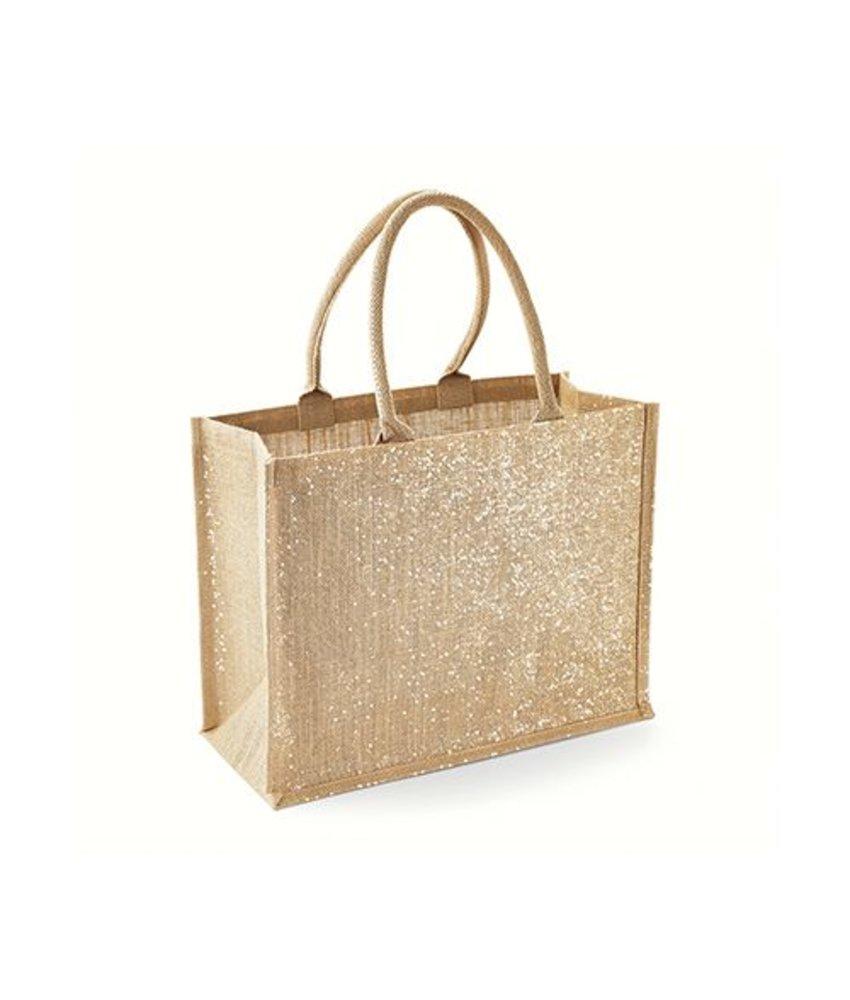 Westford Mill | W437 | 637.28 | W437 | Shimmer Jute Shopper