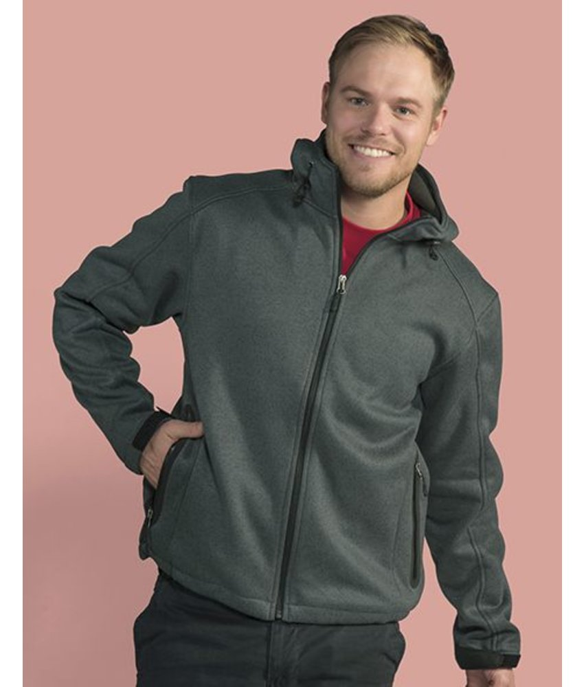 SG Knitted Bonded Softshell