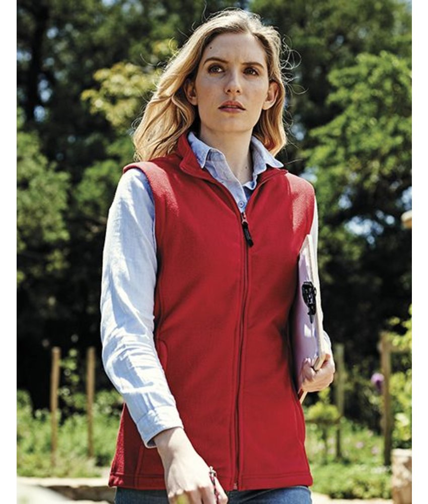 Regatta Great Outdoors Ladies' Mirco Fleece Bodywarmer