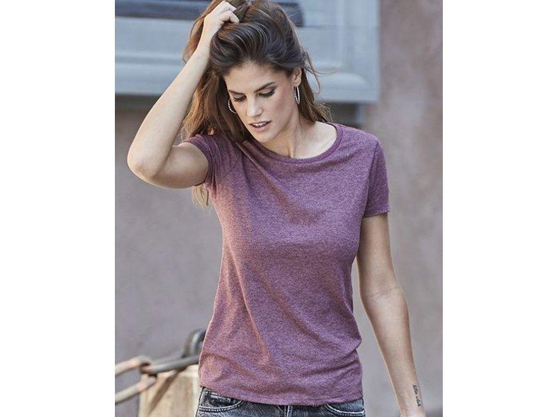 Tee Jays Ladies' Urban Melange T-Shirt