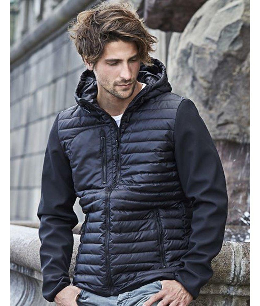 Tee Jays | 423.54 | 9628 | Hooded Crossover Jacket