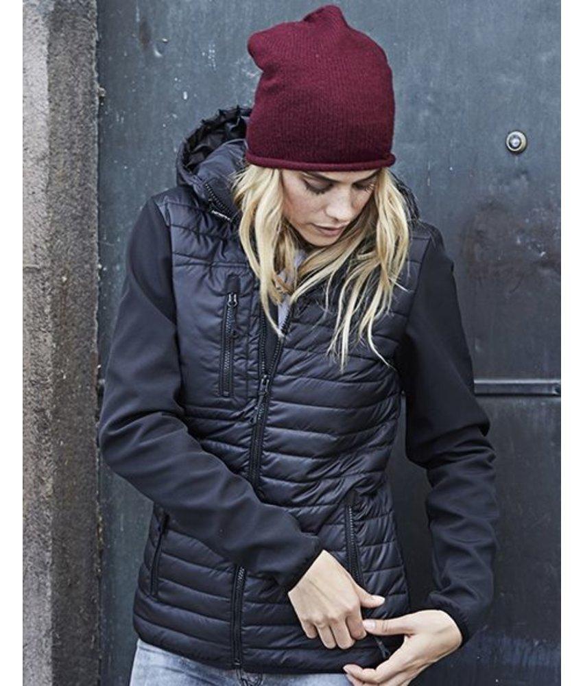 Tee Jays | 424.54 | 9629 | Ladies' Hooded Crossover Jacket