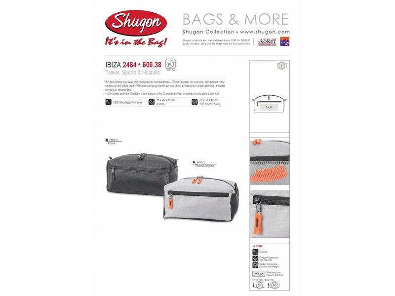 Shugon Ibiza Toiletry Bag