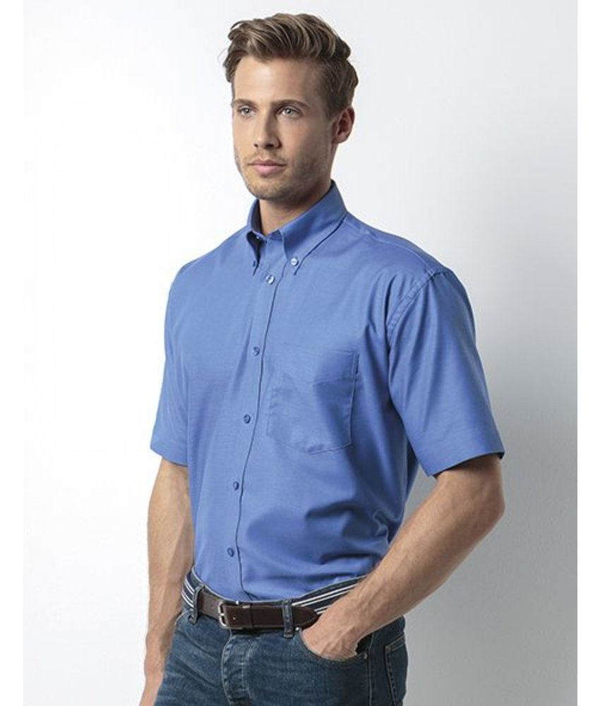 Kustom Kit Workwear Oxford Blouse