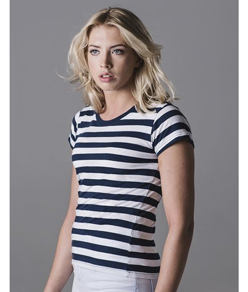 Mantis Women's Stripy T-Shirt