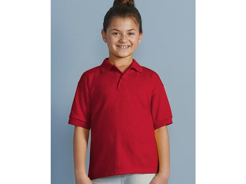Gildan Dry Blend® Kids Jersey Polo