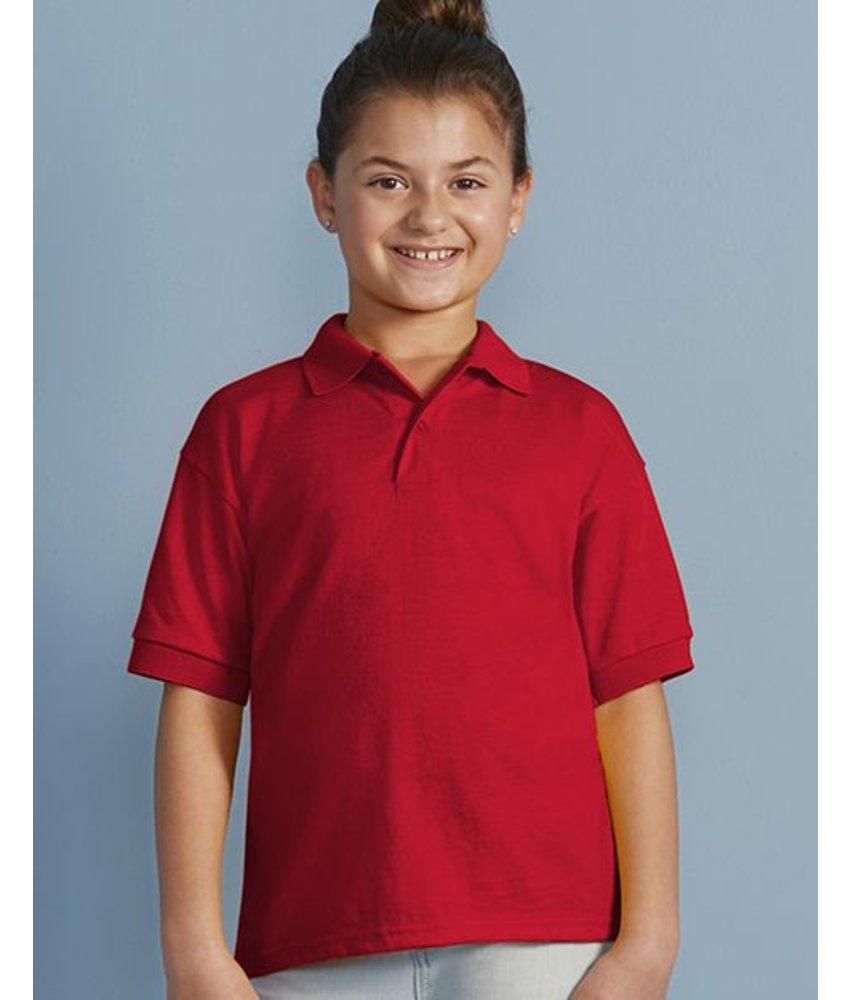 Gildan Dry Blend Kids Jersey Polo