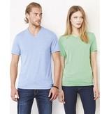 Bella + Canvas Triblend V-neck T-Shirt