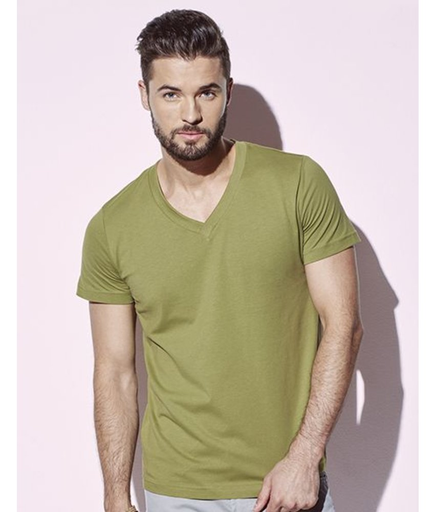 Stars by Stedman James V-neck T-Shirt Men