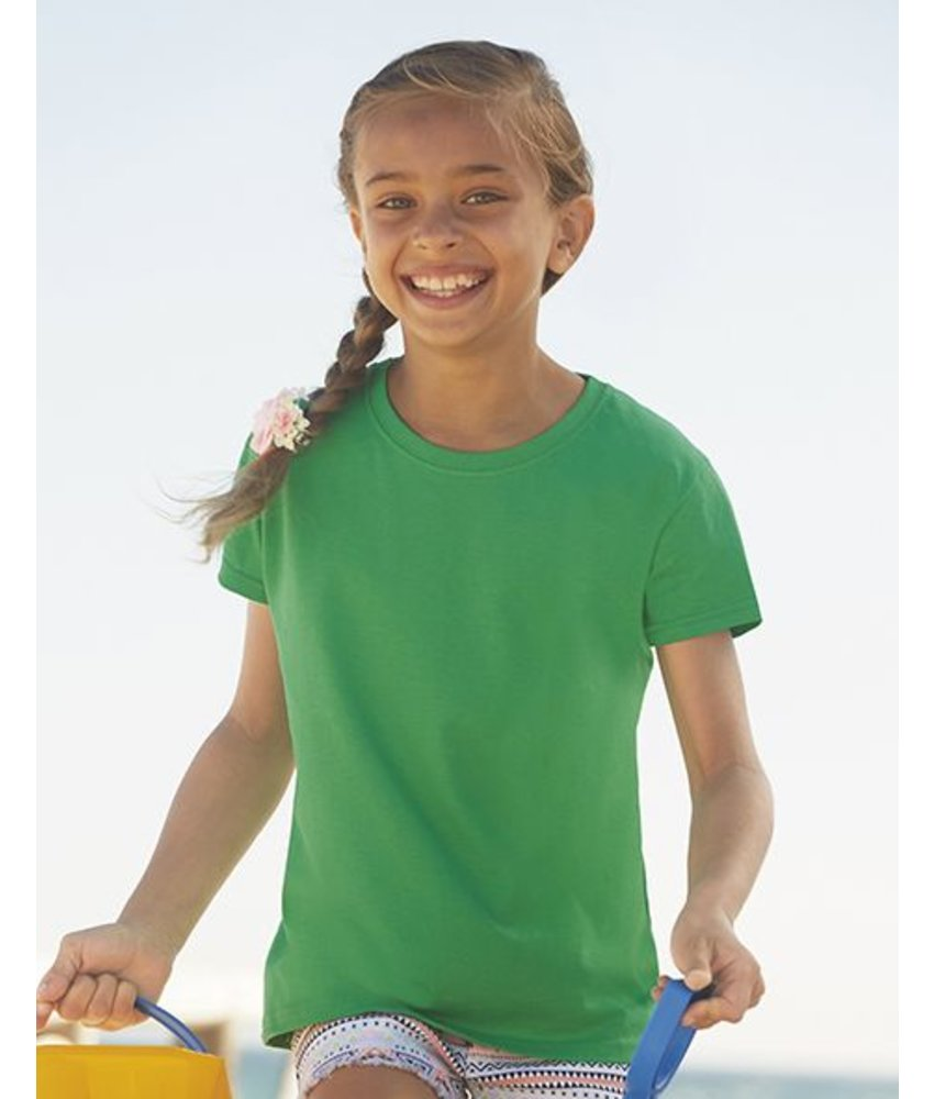 Fruit of the Loom | SC610050 | 181.01 | 61-005-0 | Girls Valueweight T