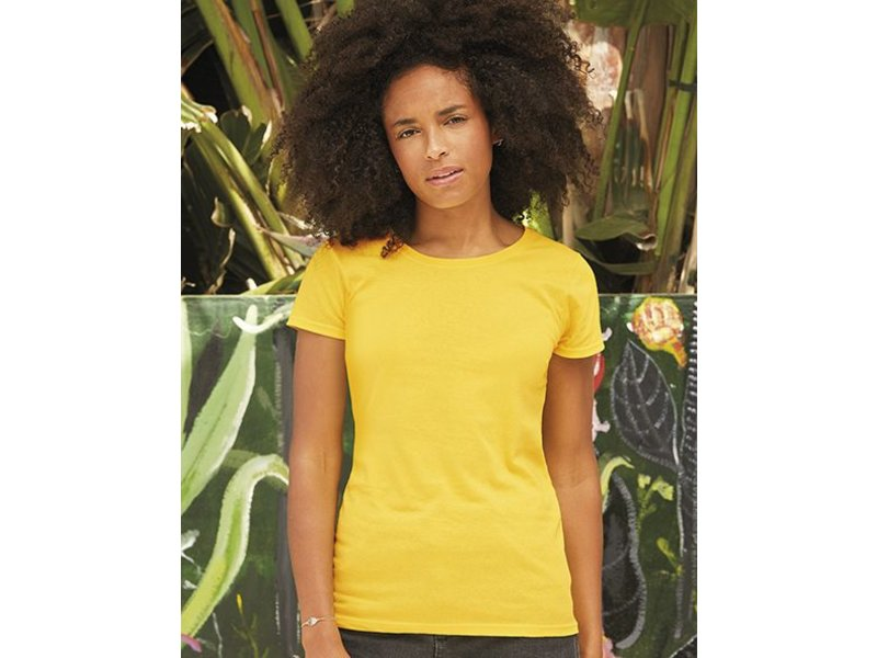 Fruit of the Loom Lady-Fit Original T-Shirt