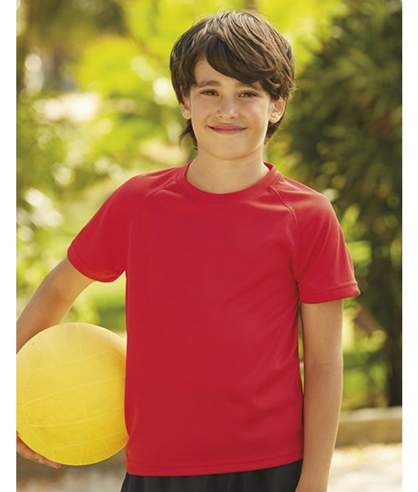Fruit of the Loom | SC610130 | 072.01 | 61-013-0 | Kids' Performance T