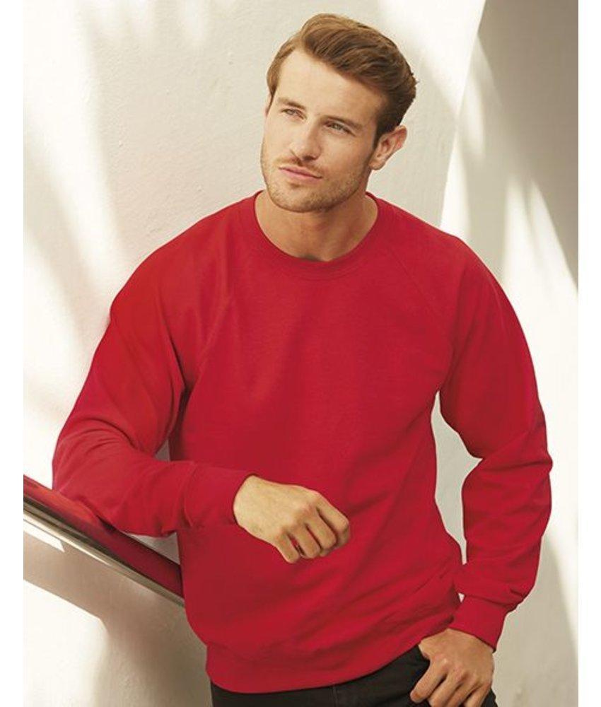 Fruit of the Loom Lightweight Raglan Sweater