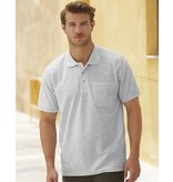 Fruit of the Loom Polo with Pocket