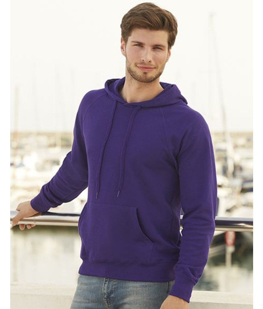 Fruit of the Loom Lightweight Hoodie