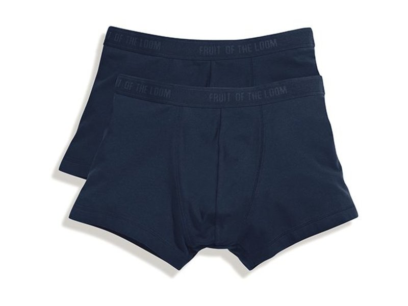 Fruit of the Loom Men's Shorty (2-Pack)