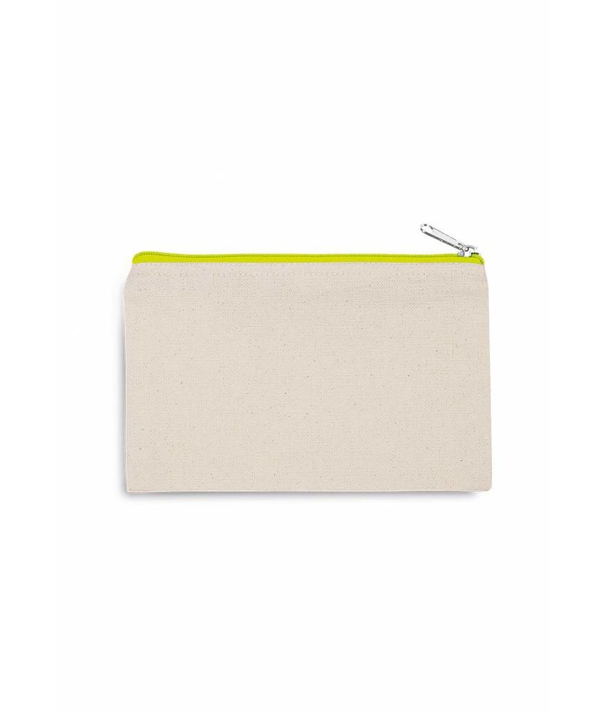 Kimood | KI0720 | Cotton canvas pouch - small