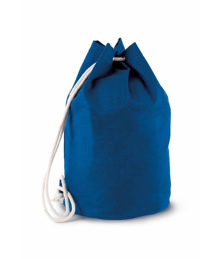 Kimood | KI0629 | Cotton sailor-style bag with drawstring