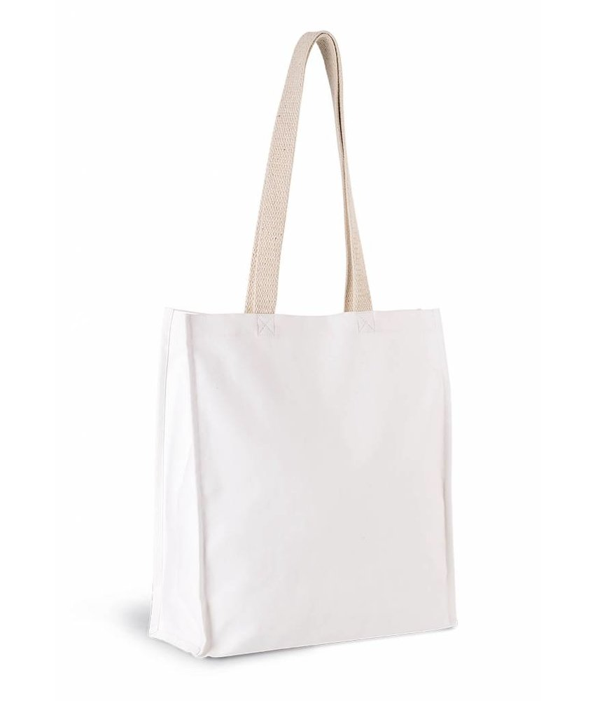 Kimood | KI0251 | Tote bag with gusset