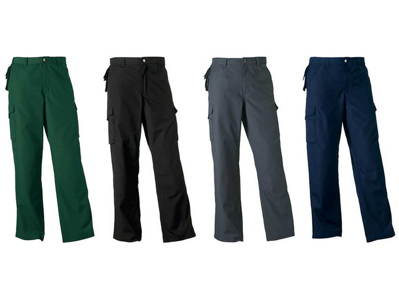 Russell Hard Wearing Work Trouser length 30''