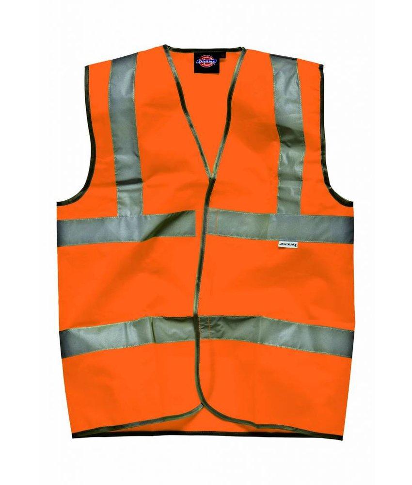 Dickies | DSA30310 | High Visibility Waistcoat