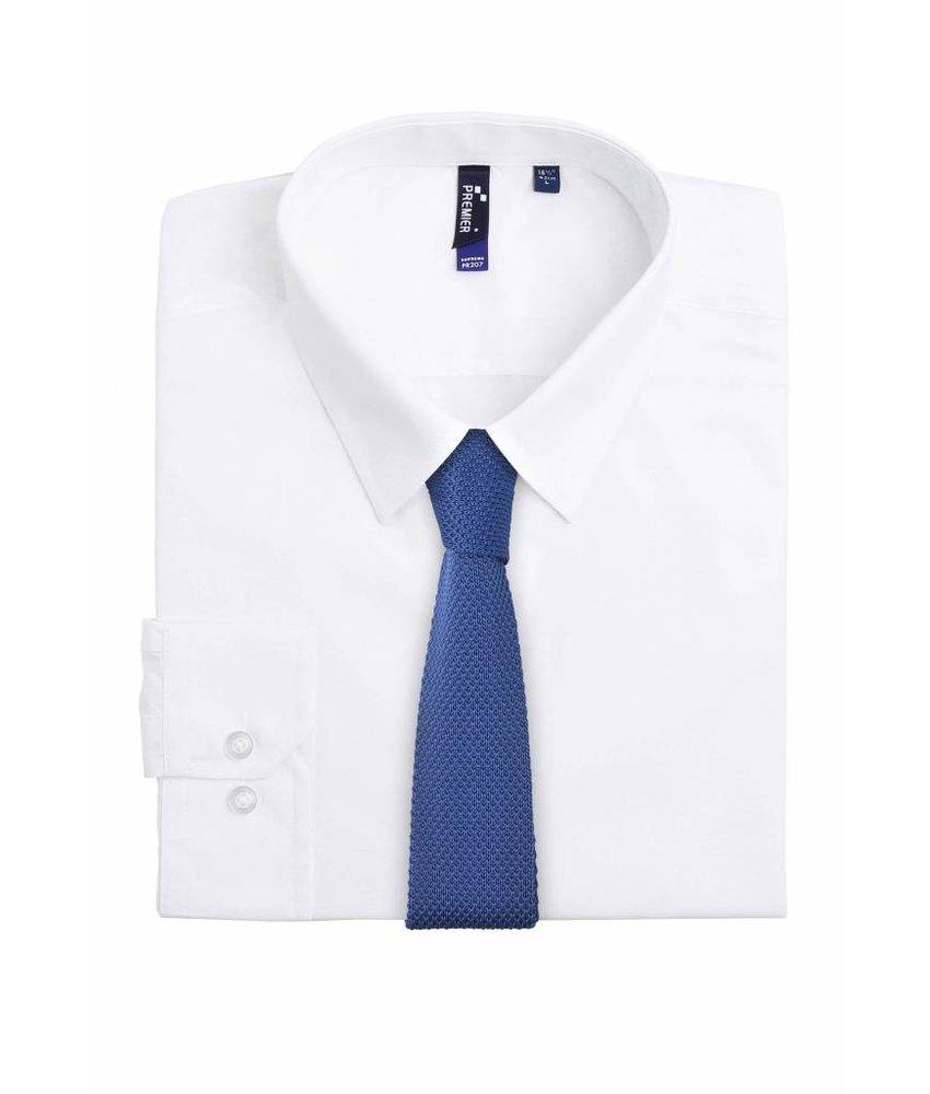 Premier | PR789 | Slim knitted tie