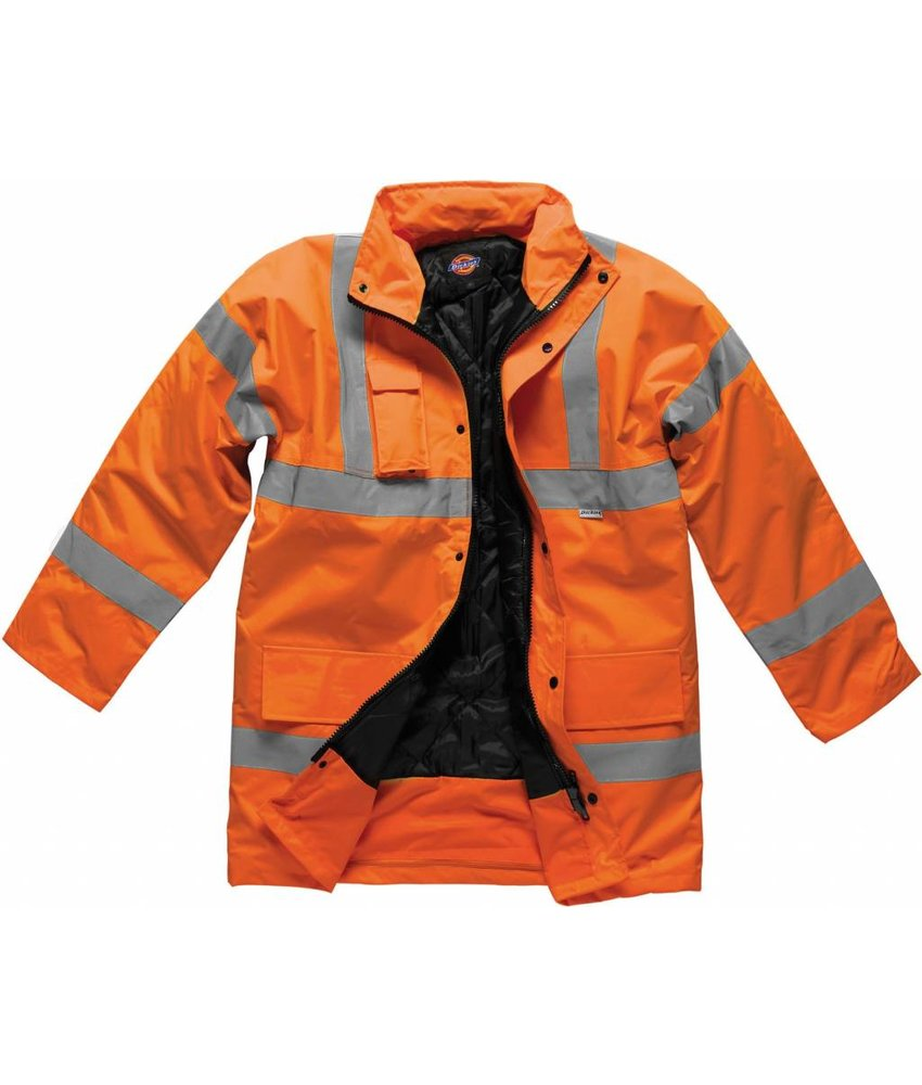 Dickies | DSA22045 | High Visibility Parka
