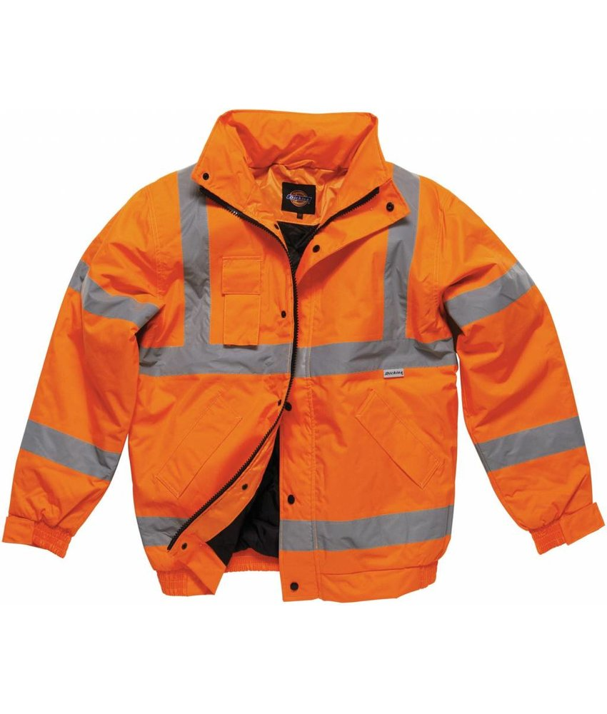 Dickies | DSA22050 | High Visibility Bomber Jacket
