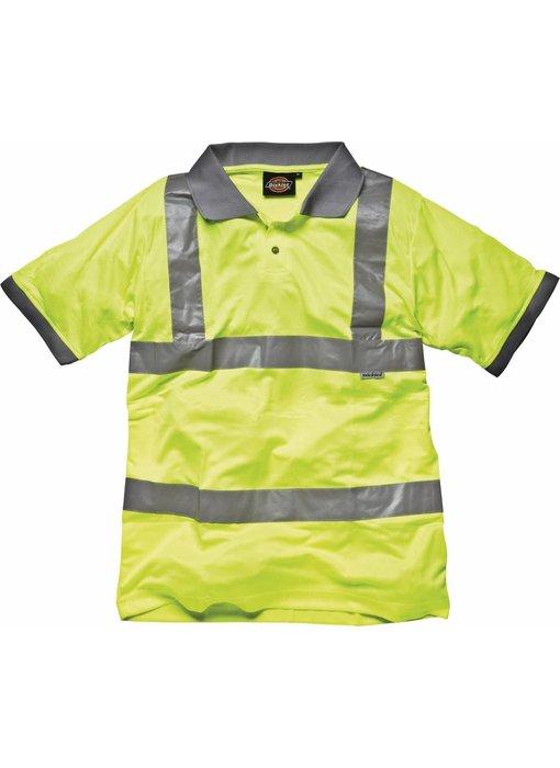 Dickies | DSA22075 | High Visibility Polo Shirt